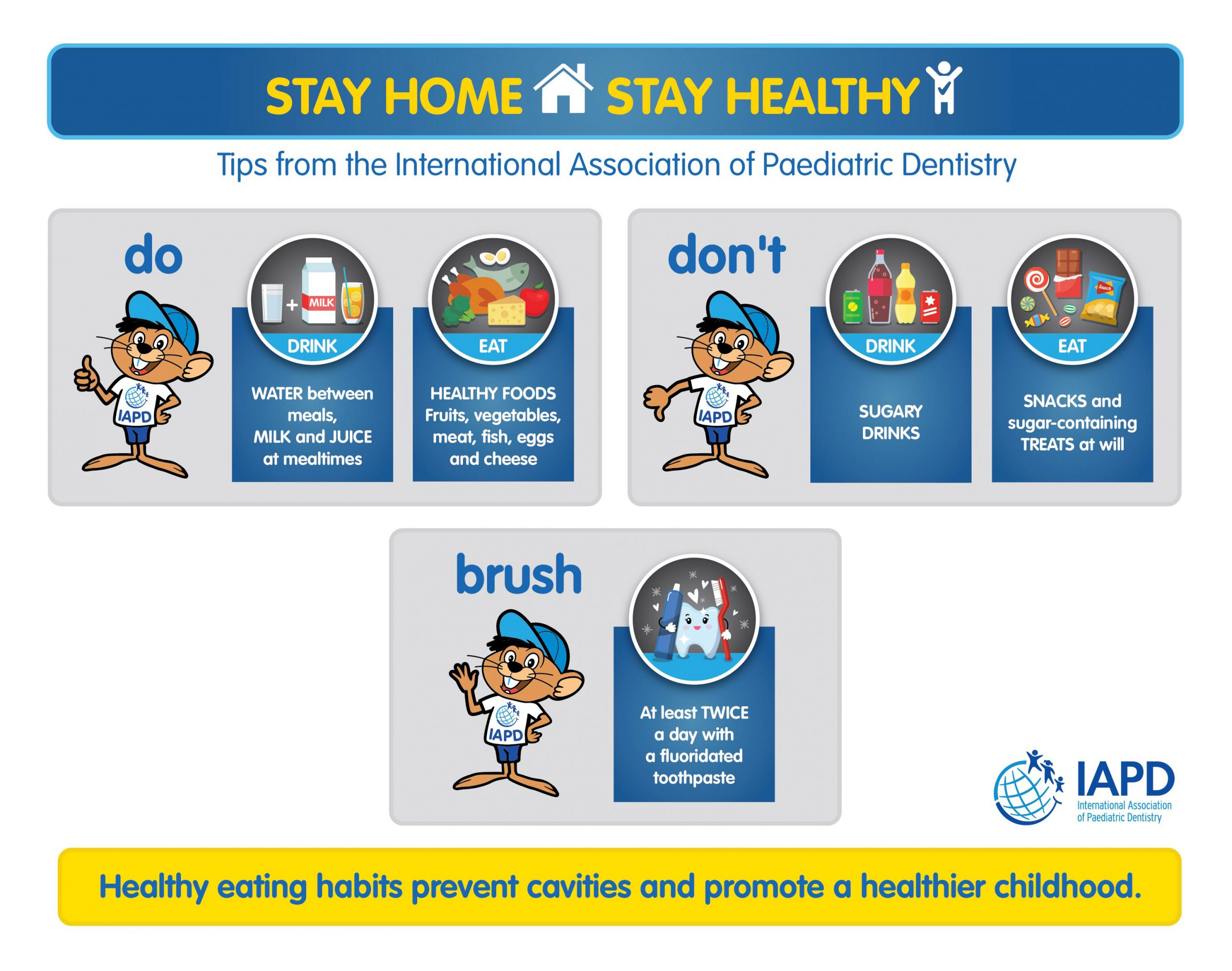 Dental Tips for Your Child to Prevent Cavities